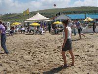 Bartosz bij Oase Beachclub 2011