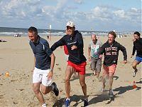Sportief Vrijgezellenfeest voor Robert